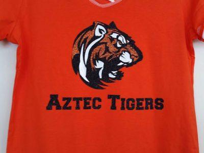 Aztec Tiger Shirts