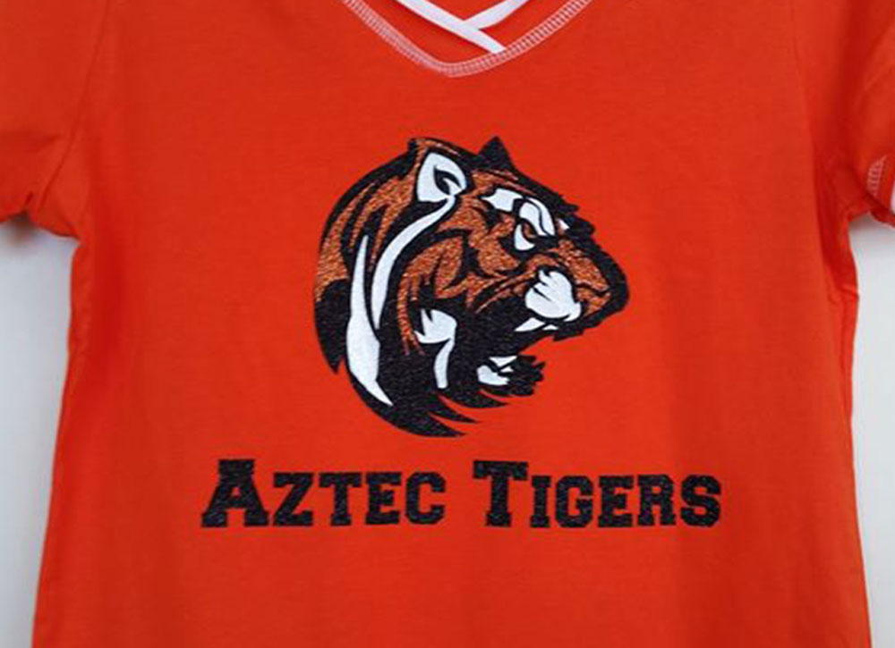 Tigers Logo Shirt